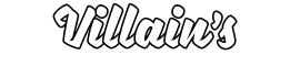 Villain's Tattoo Logo